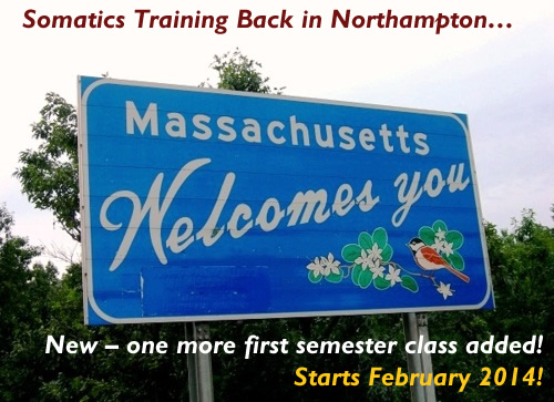 Somatics Training in Northampton, Massachusetts